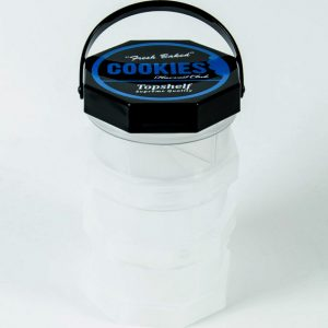 Cookies storage jar